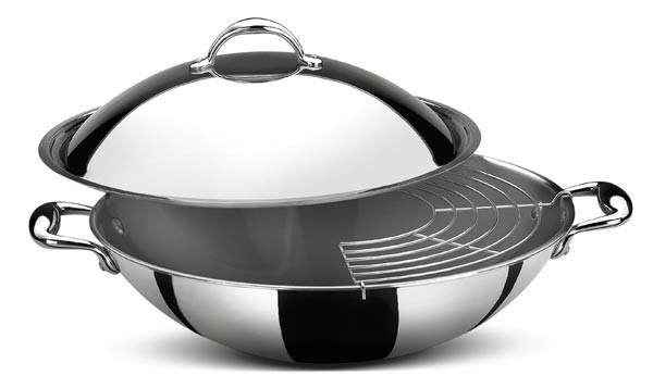 che cos'è il wok?