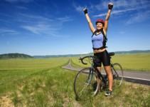 Come andare in bici da corsa