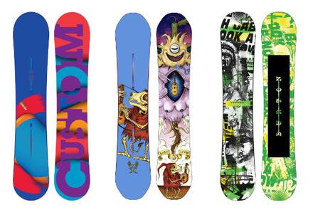Come scegliere una tavola da snowboard