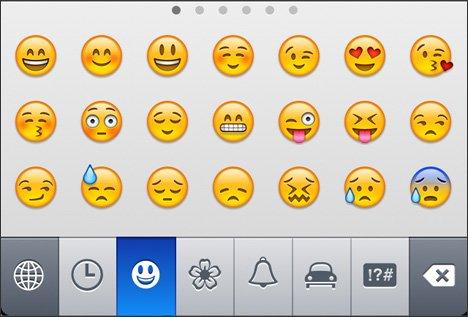 Come usare le emoticon su Whatsapp