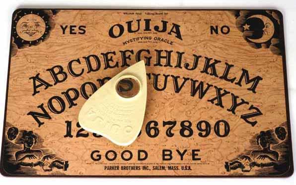Che cos la tavola ouija - La tavola di ouija ...
