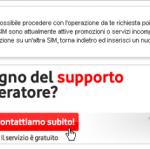 Come contattare l'assistenza Vodafone