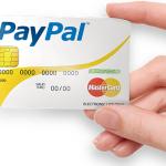Come richiedere una carta ricaricabile Paypal