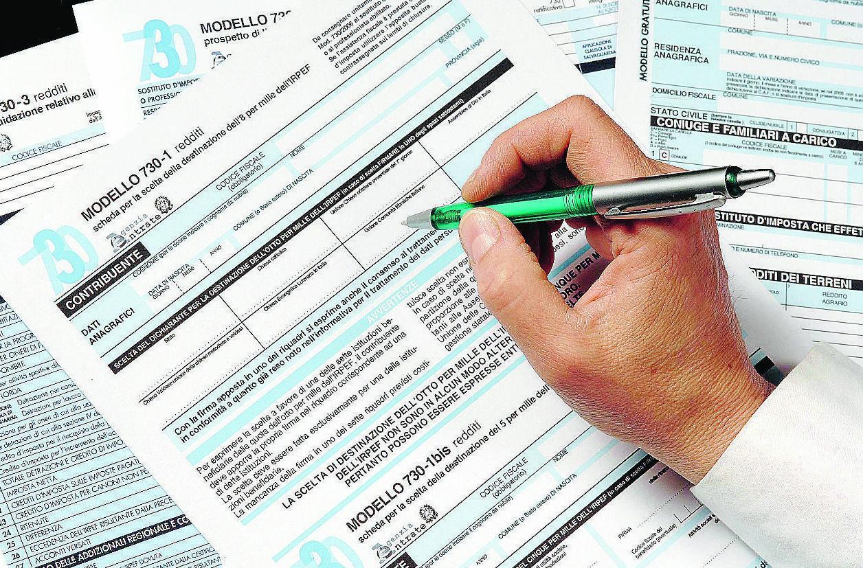 Come fare la dichiarazione dei redditi for 730 dichiarazione