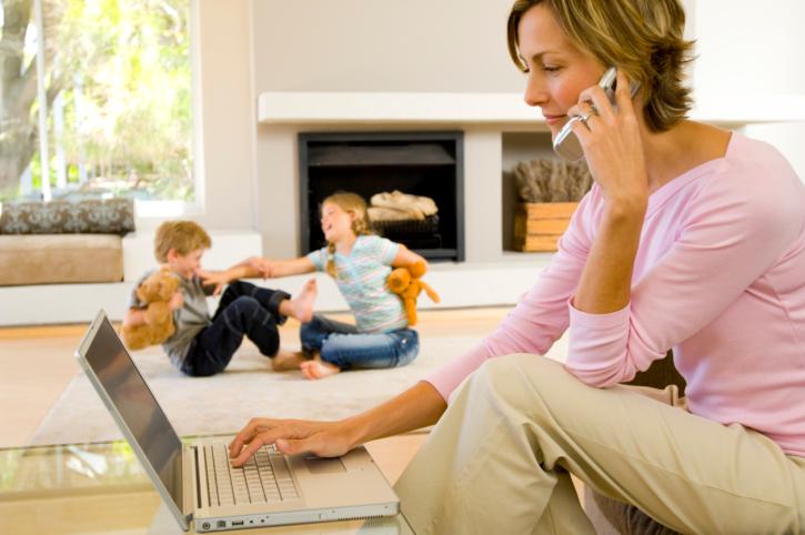 Lavorare da casa una guida utile - Lavoro da casa salerno ...