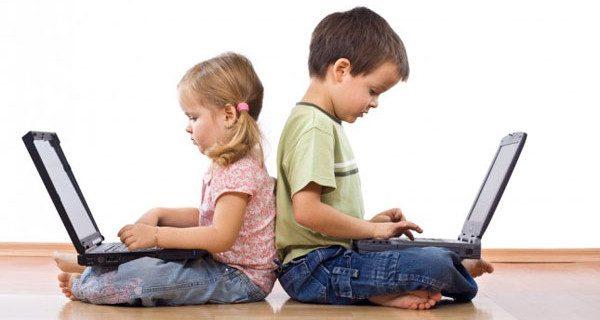 I bambini e internet