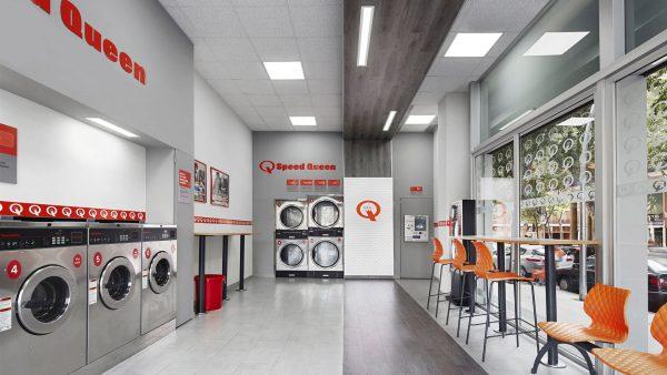 Il business italiano delle lavanderie a gettoni