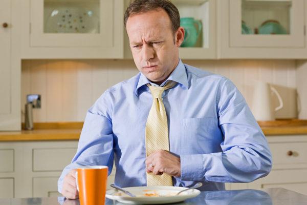 Cosa fare in caso di indigestione