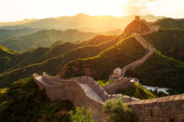 La storia della muraglia cinese