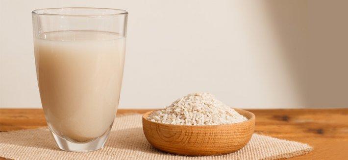 Come preparare il latte di riso a casa