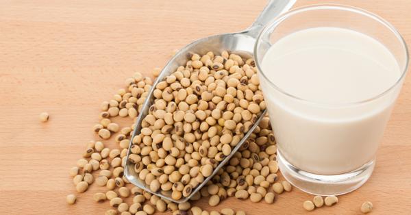 come preparare il latte di soia