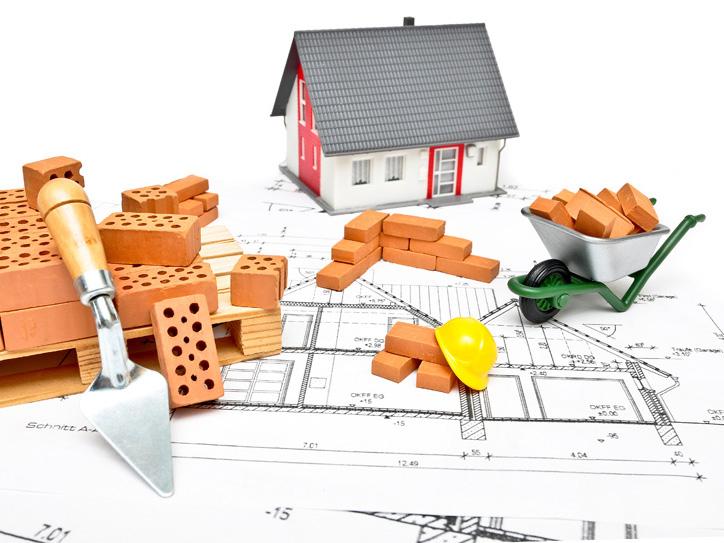 Come ristrutturare casa risparmiando for Materiali da costruzione della casa