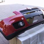 Paraurti auto sempre più tecnologici