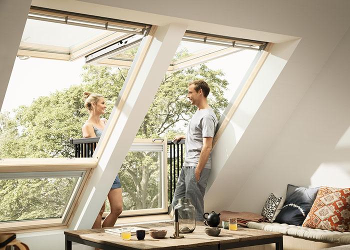 Finestre Velux: la soluzione per filtrare la luce solare