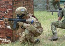 abbigliamento militare softair