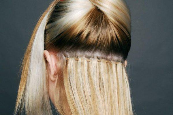 Tecniche di applicazione per le extension capelli