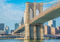 la storia del ponte di brooklyn