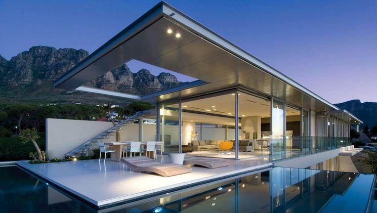 Quando una casa è considerata di lusso?