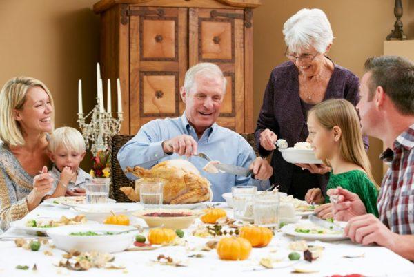 Il giorno del ringraziamento e le tradizioni americane
