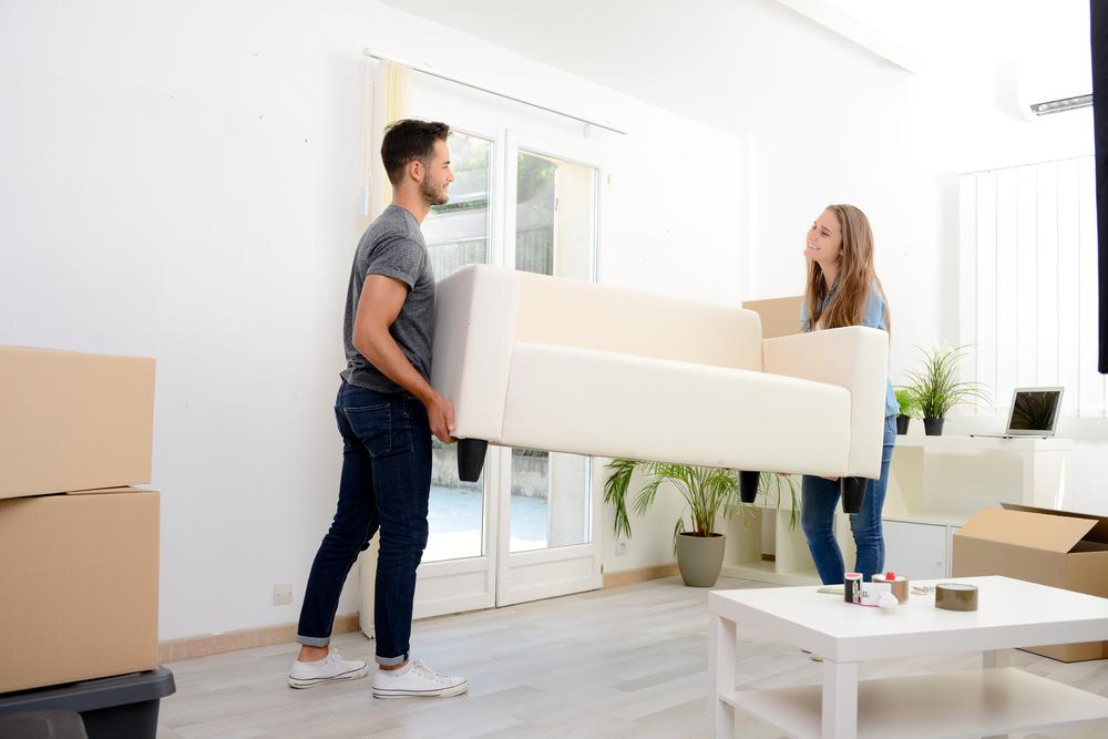 Quando i mobili non sono un problema
