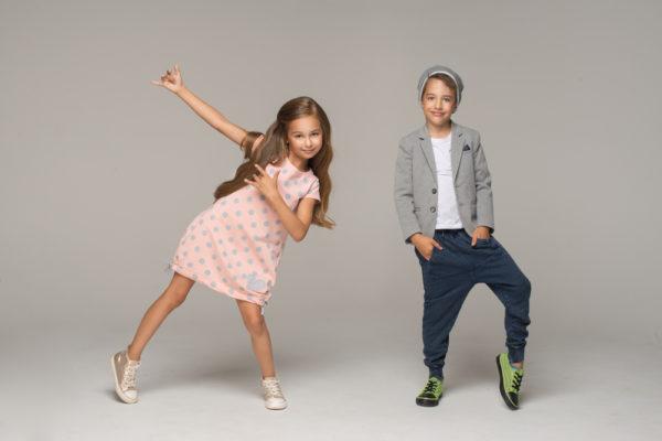 Come scegliere l'abbigliamento autunnale per i bambini