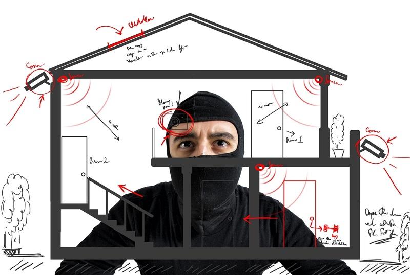 Come proteggere la casa dai malintezionati