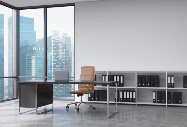 arredare l'ufficio con mobili economici