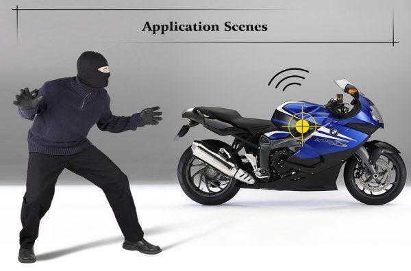 antifurto per moto