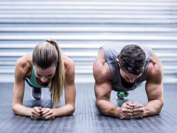 recuperare le forze dopo l'attività fisica