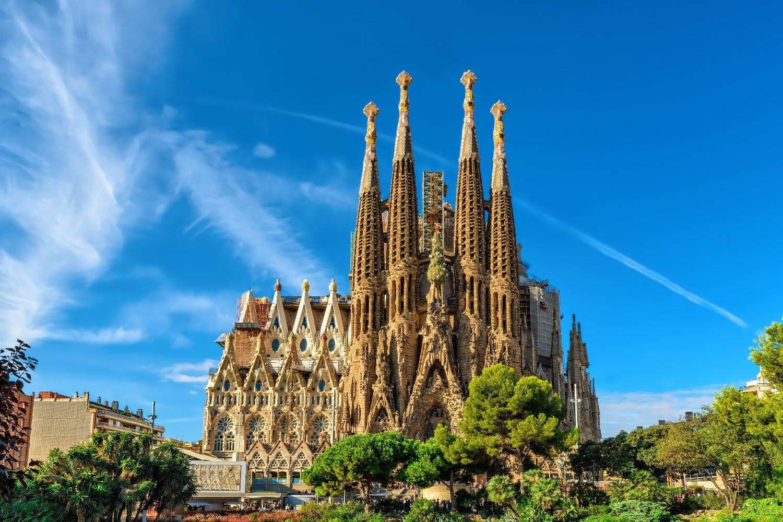La storia della Sagrada Familia
