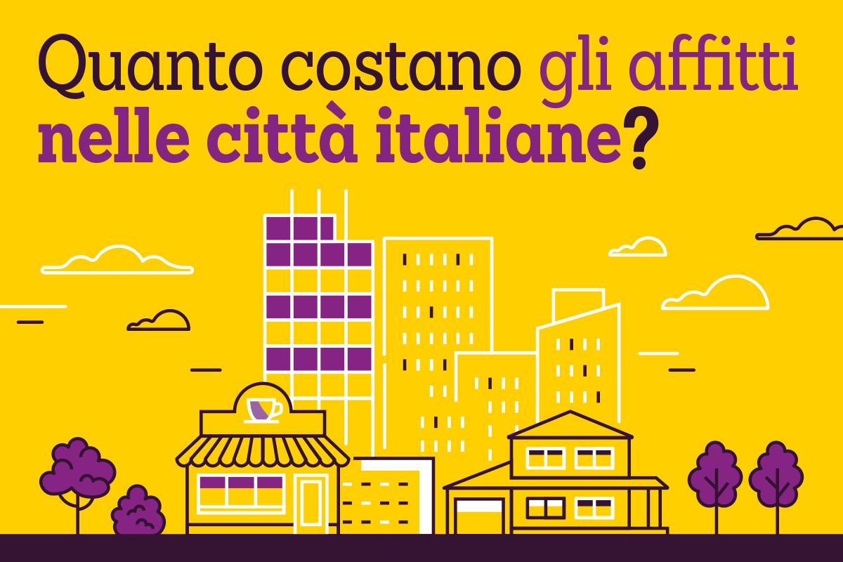 Case in affitto in Italia: dove e perché conviene affittare un appartamento