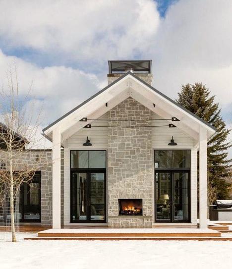 Quali sono i vantaggi delle case rivestite in pietra?