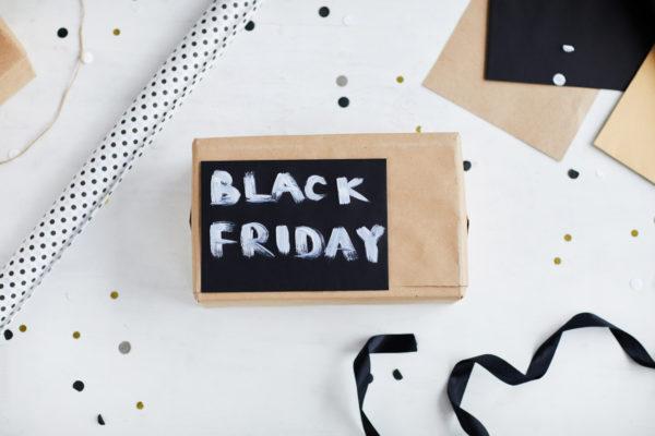 Gli acquisti di Natale e il black friday