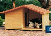 Le migliori cucce per cani da esterno e da interno