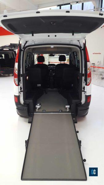 Renault Kangoo per trasporto disabili