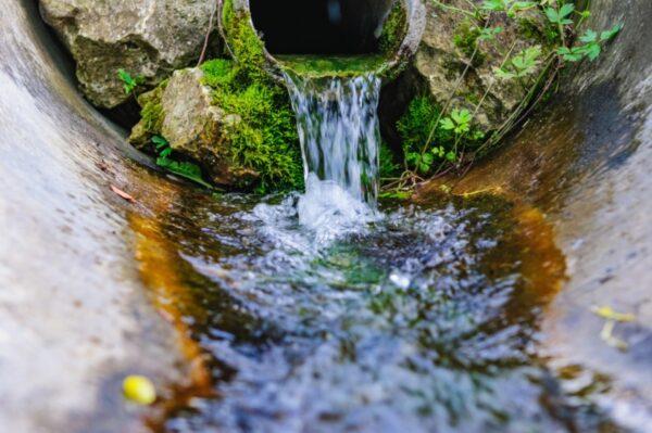 acque di scarico