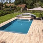 Protezioni per piscina: tutti i vantaggi delle coperture telescopiche