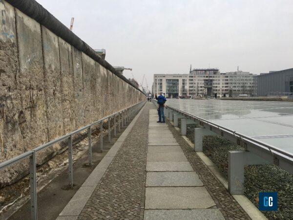 La storia del muro di Berlino