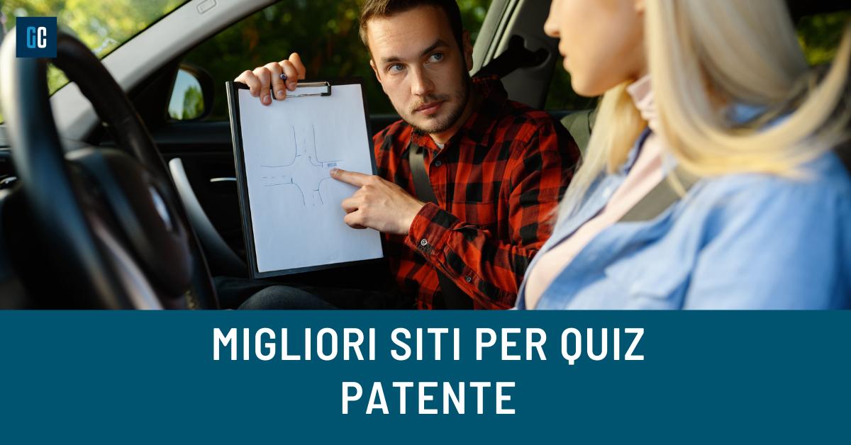 Quali sono i migliori siti internet per esercitarsi con i quiz della patente?