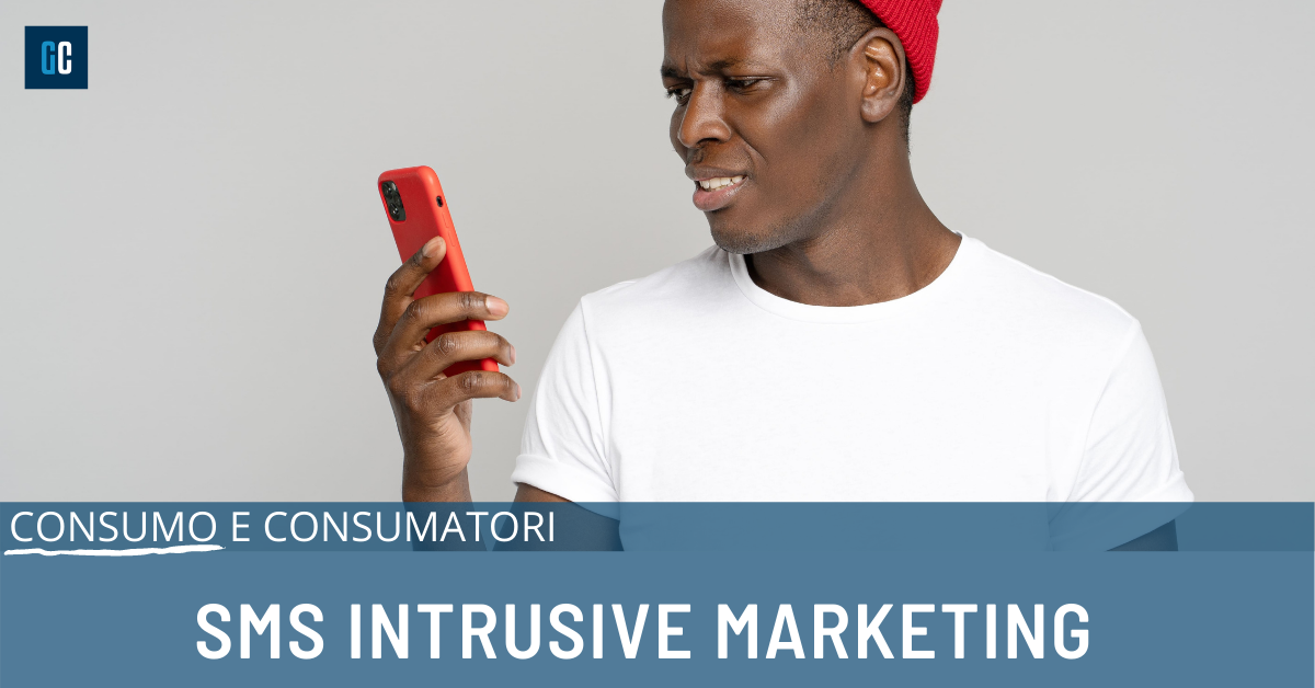 SMS intrusive marketing