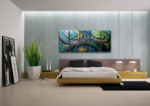 Arredare una camera da letto con i quadri