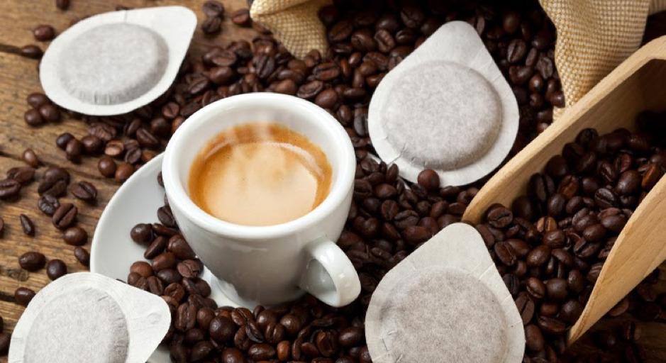 Caffe in cialde borbone